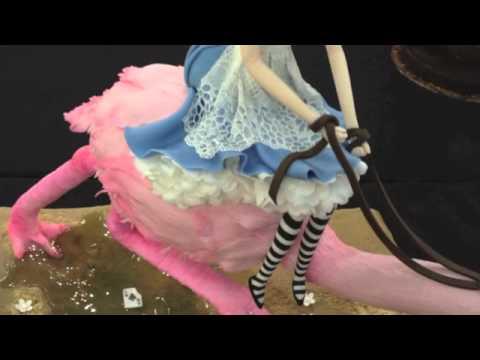 Cake International - Competitions - Amazing Cakes - YouTube