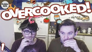 Overcooked - Episode 1 - Clutch Cooks