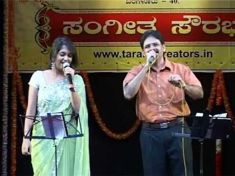 OLD KANNADA FILM SONG - R. SRINATH LIVE PROGRAMME