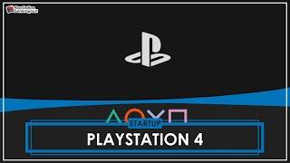 PlayStation 4 - Boot Screen / Startup ᴴᴰ