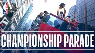 Best Moments and Speeches from the Toronto Raptor's 2019 NBA Championship Parade