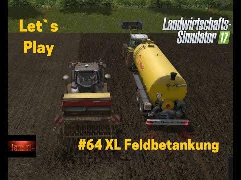 LS17 Winterberg Tiere und mehr Let`s Play #64 XL Feldbetankung