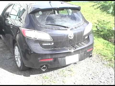 2010 Mazda 3 (2.5L) Racing Beat Exhaust