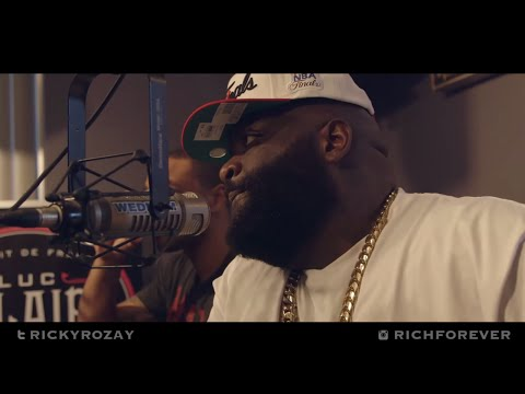 Rick Ross Addresses Detroit Show On 99 Jamz video
