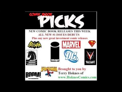 2016 New Comics Releases 05 May 4 comic book haul Punisher 1 Smosh Renato Jones