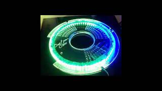"TI3 ""Chameleon"" RGB LED Kit for Technics SL-1200/1210 Turntables www.djmods.com"
