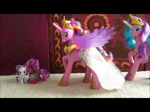 Princess Cadence My Little Pony Friendship is Magic Canterlot Wedding Toy figure
