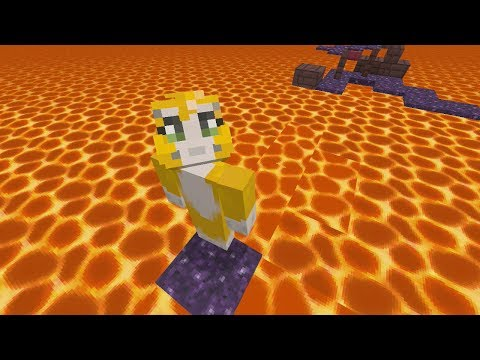 Minecraft Xbox - Lab 115 - Lava Lake {3}