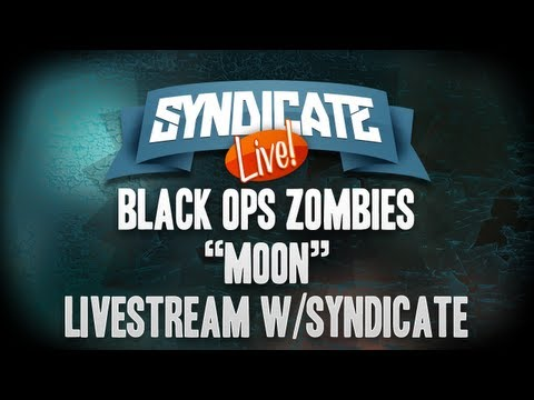 "Black Ops Zombies: ""MOON"" Perfect High Round Setup *Livestream*"