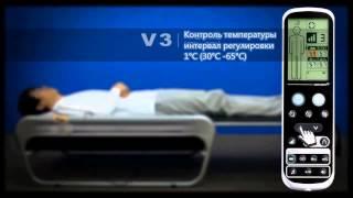 Контроль температуры Ceragem Master V3