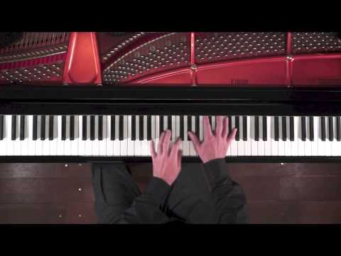 Debussy 'Clair de Lune' - Paul Barton, FEURICH 218 grand piano Music Videos