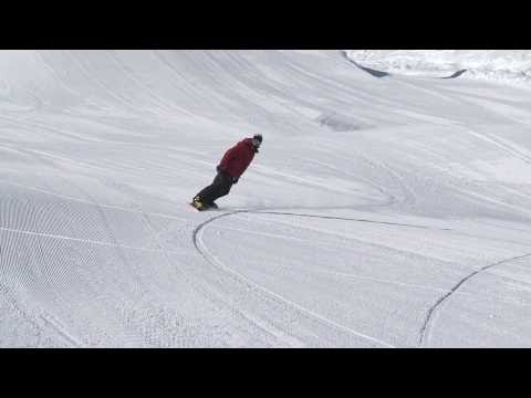 Learn How To Snowboard: Proper Turns | Snowboard Tricks For Freestyle Snowboarding
