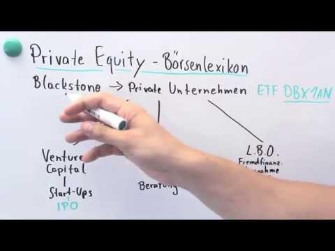 Private Equity Erklärung auf Deutsch - Börsenlexikon von AktienMitKopf.de