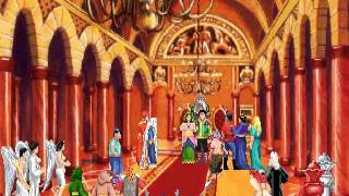 Let's Play King's Quest 6 - part 43 - Royal wedding