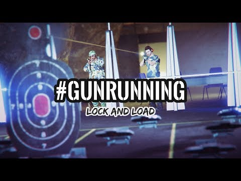 GTA V - #GUNRUNNING - Lock and Load [Rockstar Editor Contest Entry]