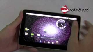 WellcoM A800 Android Tablet Review Part 1