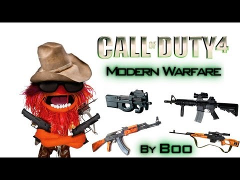 Tearing it Up | Modern Warfare - Call of Duty 4