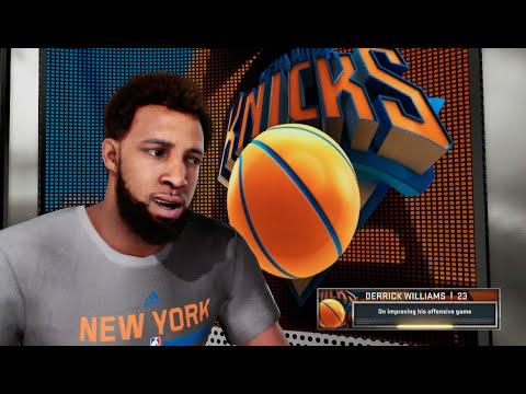 NBA 2K16 (PS4) - Knicks vs Heat Gameplay