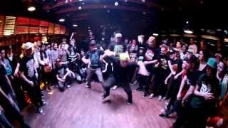 Anton Pashulya (Twin B-Dash [RSK]) | Judge Showcase | KRUMP CITY GAMEZ| 19/1/14 |