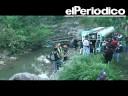 3 muertos en accidente de bus en Ciudad Quetzal
