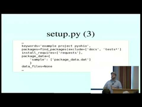 Python Packaging from Init to Deploy