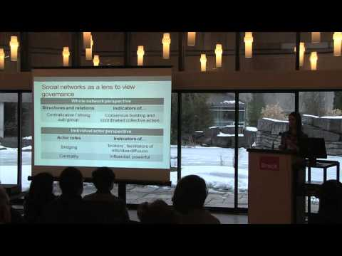 Research Cafe II: Environmental Sustainability in a Changing Climate - Julia Baird