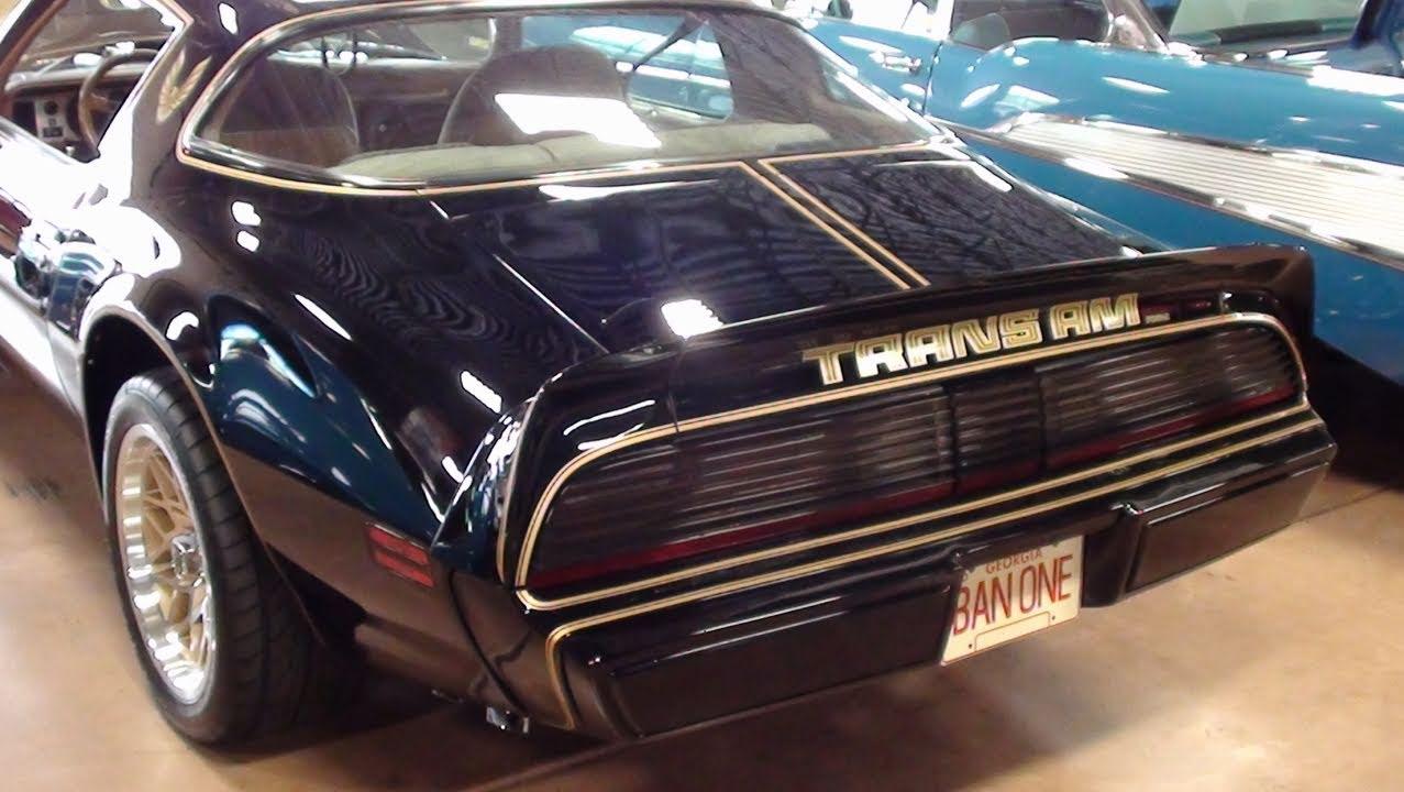 2018 Trans Am Bandit >> 1979 Pontiac Trans Am Bandit Re-creation - Low Original Miles - YouTube