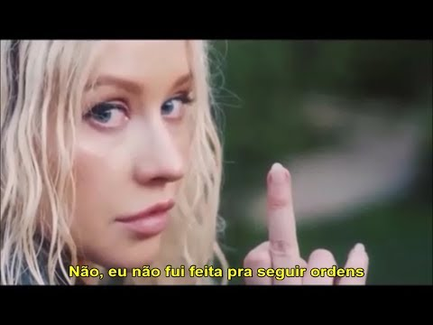 Christina Aguilera & Demi Lovato - Fall In Line (Tradução) (Legendado) #1