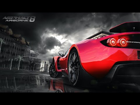 Asphalt 8 Best Stunts of 2015