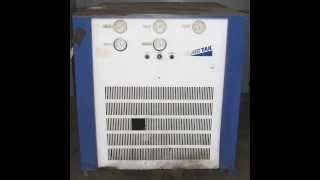 Air Tak D Series refrigerated air dryer. Model D-1000-W-HP