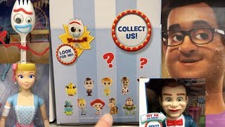 Toy Story 4 Toys Have Arrived on Shelves - Launch Day Toy Hunt & Preview