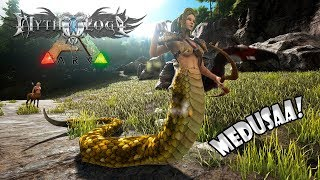 PEGAMOS A MEDUSA!! --- ARK Pyria: Mythos Evolved #36