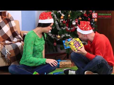"""Игры в подарок на Новый год. Обзор от """"Правильных игрушек"""""""