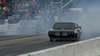 BIG TIRE No Prep - Outlaw Armageddon  OKC 2019 - Street Outlaws -vs- No Prep Kings