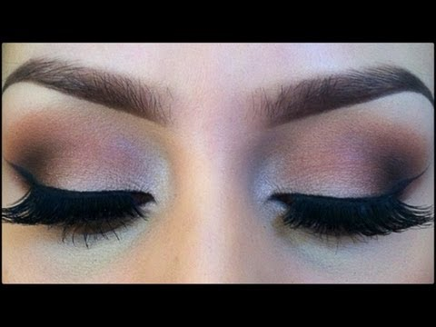 Wedding/prom/everyday smokey eye tutorial + Mac dupe alert!
