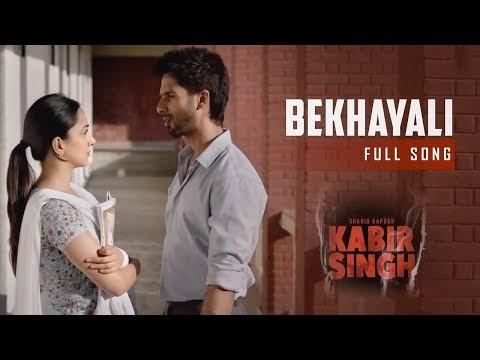 Bekhayali (Full Song) | Kabir Singh | Extended Version | Shahid Kapoor, Kiara Advani | R Joy & Hiran