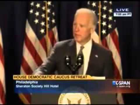 "Biden: ""The Past Six Years Have Been Really, Really Hard For This Co..."