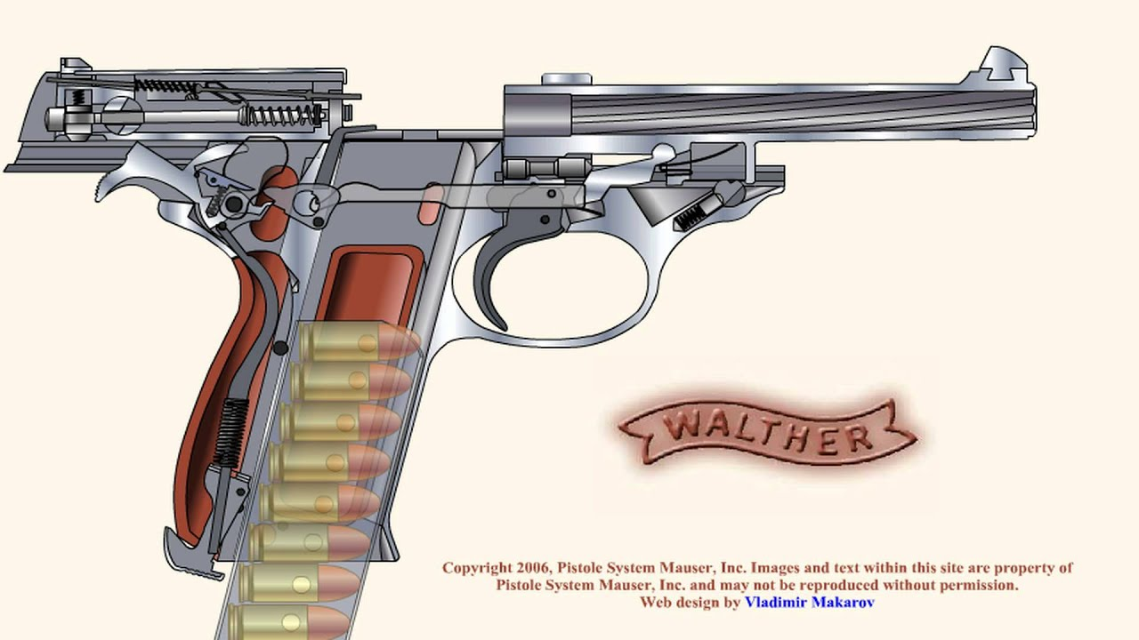 p 38 pistol schematic  p  get free image about wiring diagram