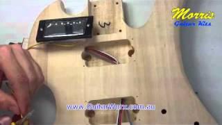 mqdefault guitarworxtv viyoutube com,Wiring A Telmaster Guitar Kit Youtube