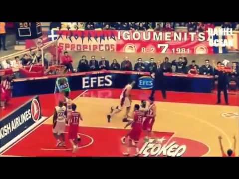 Vassilis Spanoulis - The Incomparable Master |HD|