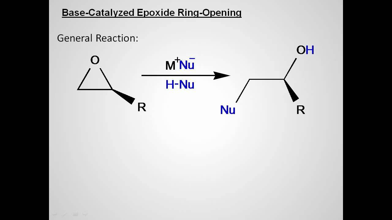 Ammonia Ring Opening Epoxide