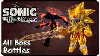 Sonic and the Black Knight All Bosses