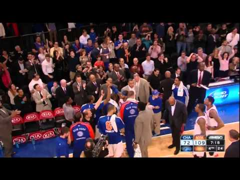 Carmelo Anthony 62 points