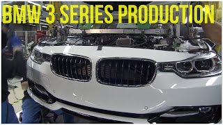 BMW 3 Series Production