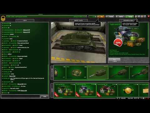 Tanki Online Gun & Crystal Hack 2014 New !