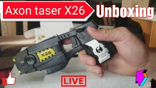 Taser Drops Attacker - Future Weapons