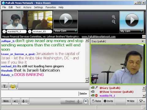 News Talk Online April 20, 2010 Israeli-Palestinian Tensions