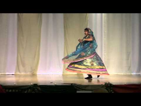 Kahe Ched Ched Mohe - Kathak Dance - UP Heritage Day 2010