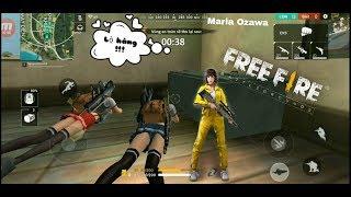 [Garena Free Fire] Cùng nữ sinh Nhật Bản quẩy Free Fire