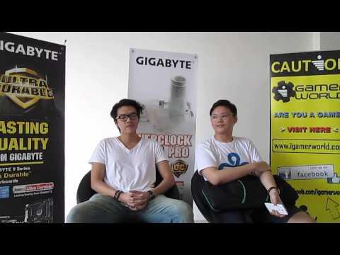 IGAMERWORLD INTERVIEW WITH DON JUAN & RENE DOTA2 PLAYER